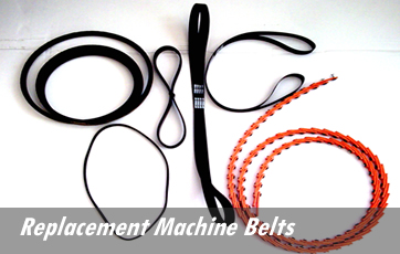 Replacement Machine Belts
