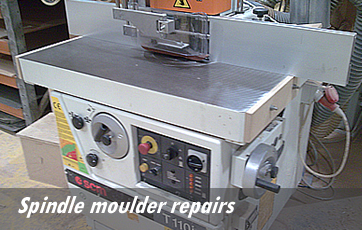 Spindle Moulder Maintenance